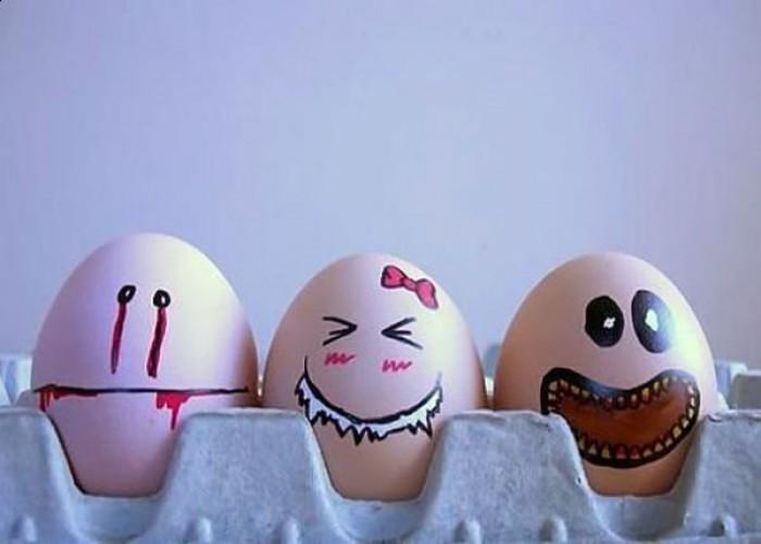 Вицове: Великденски яйца