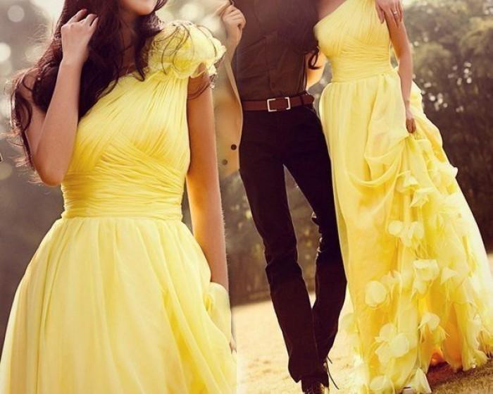 Вицове: В жълто на бала