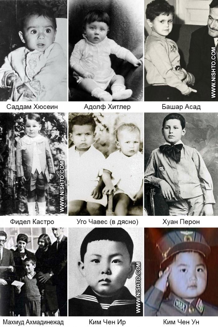 Вицове: Сладки хлапета... бъдещи диктатори