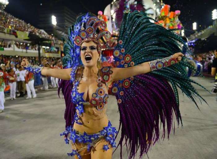 Вицове: Карнавал Бразилия