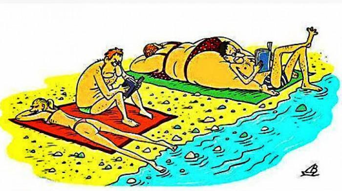 Вицове: Защо е добре да имаш дебела жена