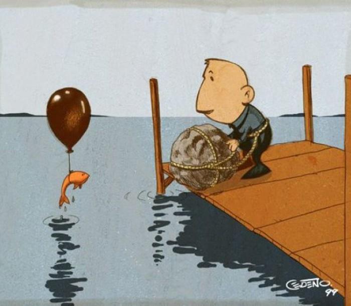 Вицове: Весели карикатури!
