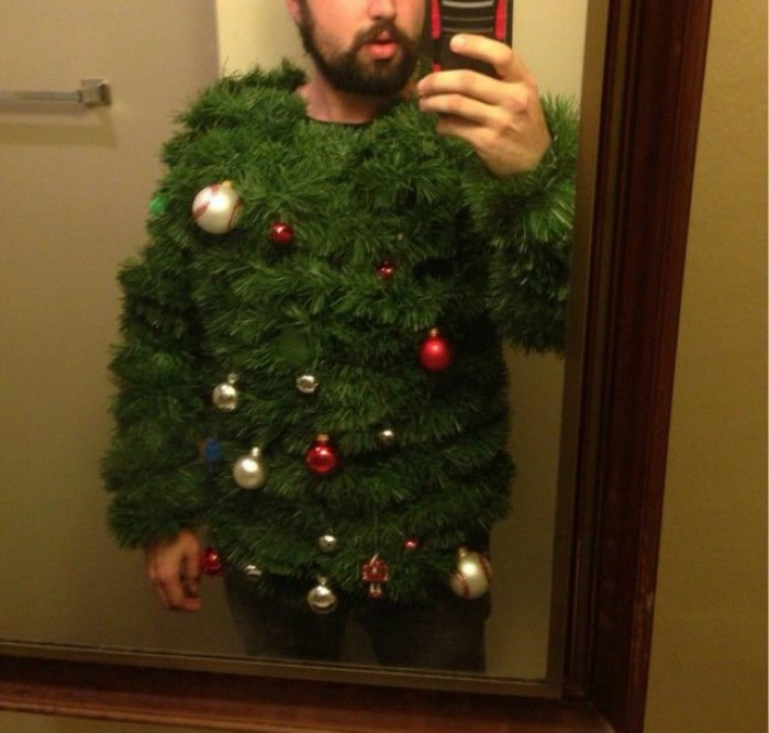 Вицове: Коледна мода!