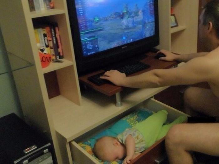 Вицове: Как да отгледаме детето!!!