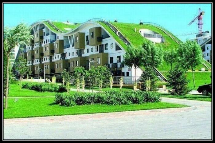 Вицове: Еко-строителство