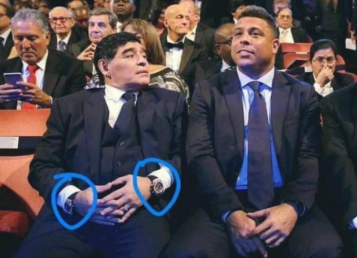Вицове: Марадона