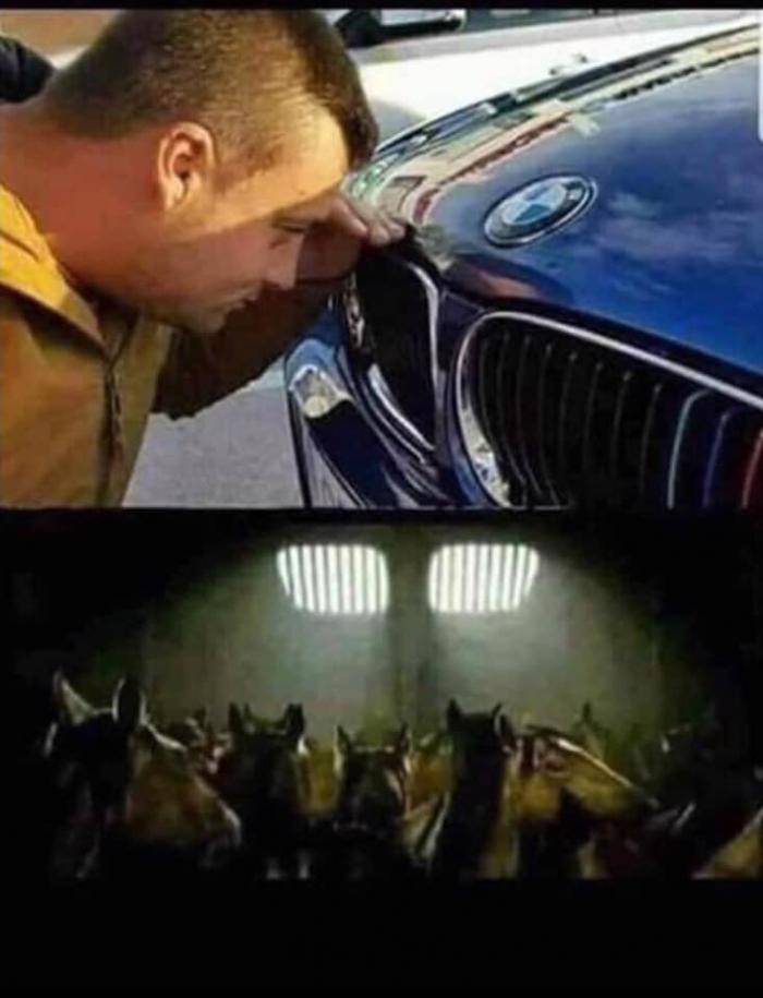 Вицове: BMW