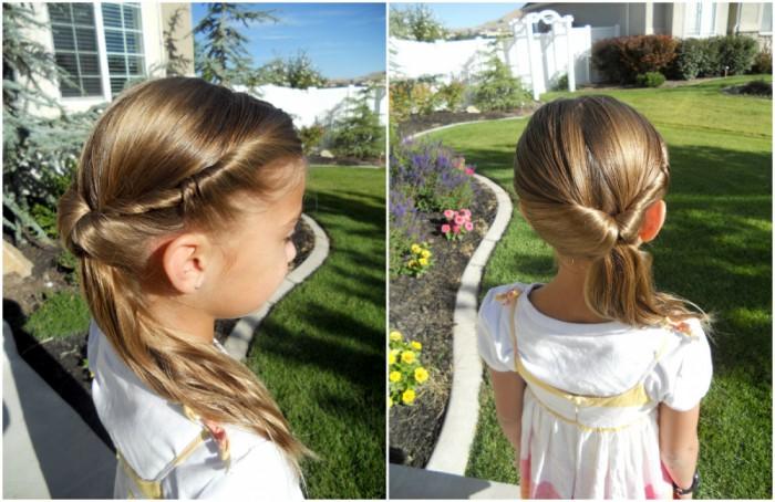 Вицове: НАПРАВИ ГО САМА-ПРИЧЕСКИ за малки принцеси!