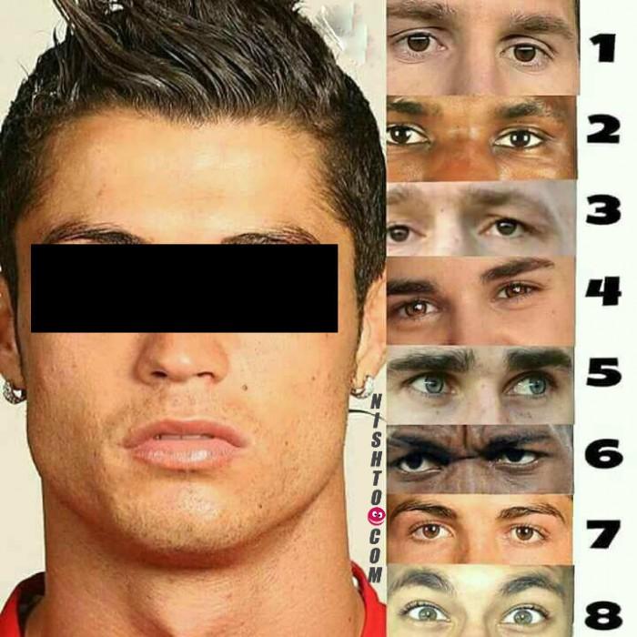 Вицове: Кои са неговите очи?