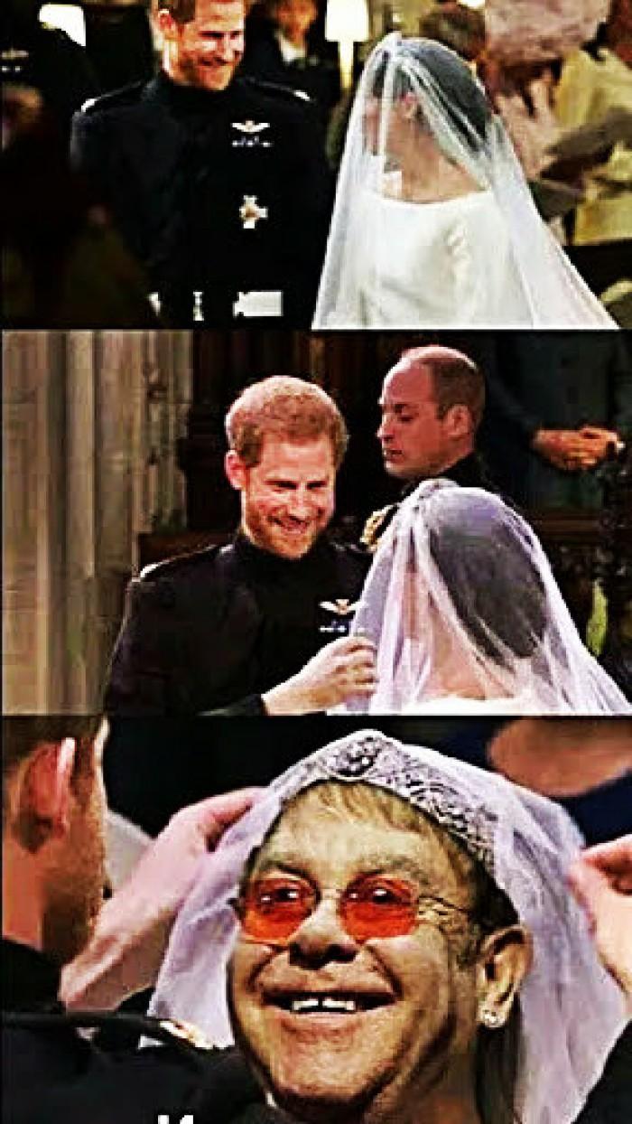Вицове: Изненадите на кралската сватба