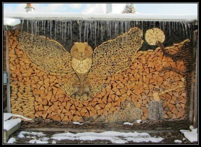 Вицове: Дървено изкуство