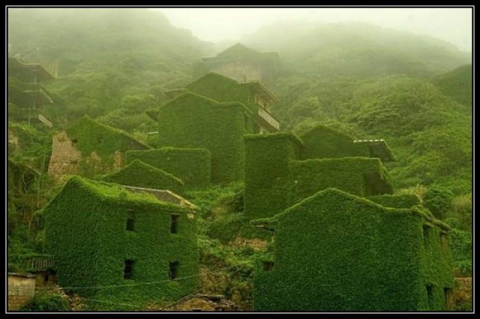 Вицове: Green village