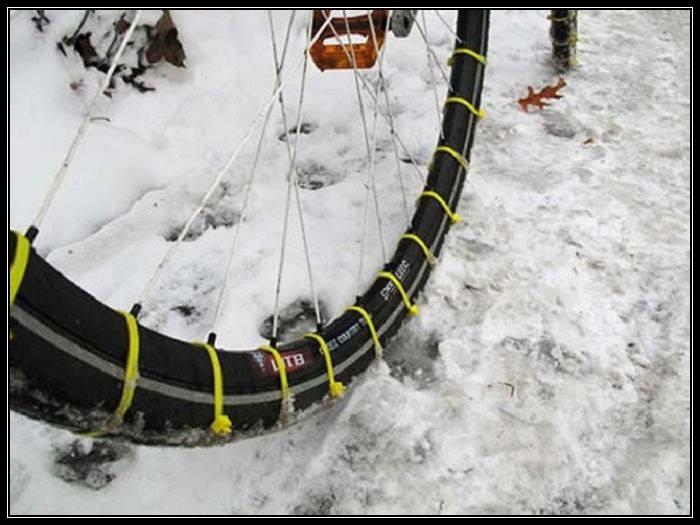 Вицове: Вериги за сняг