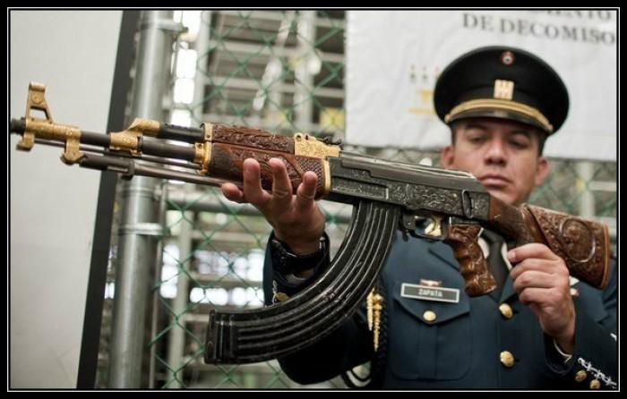 Вицове: Тунинг на АК-47