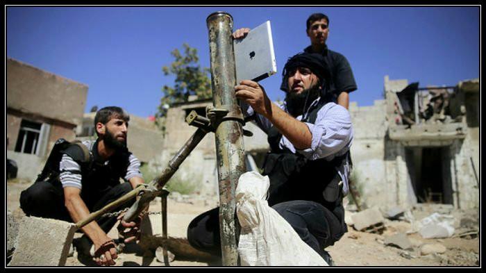 Вицове: Apple и терористите