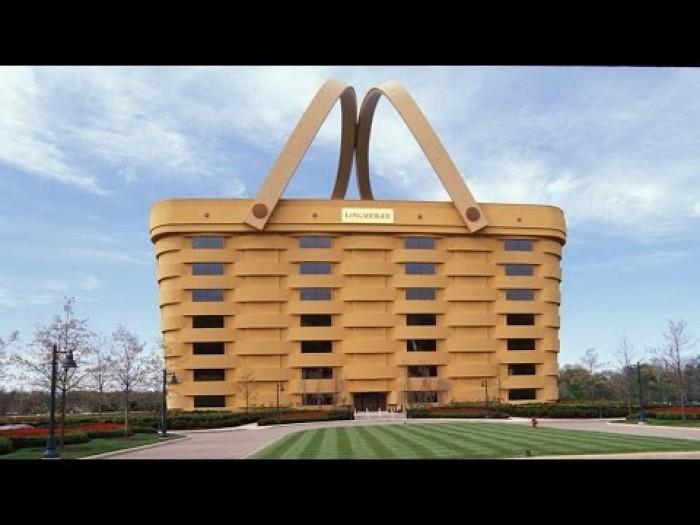 Вицове: Шантава сграда