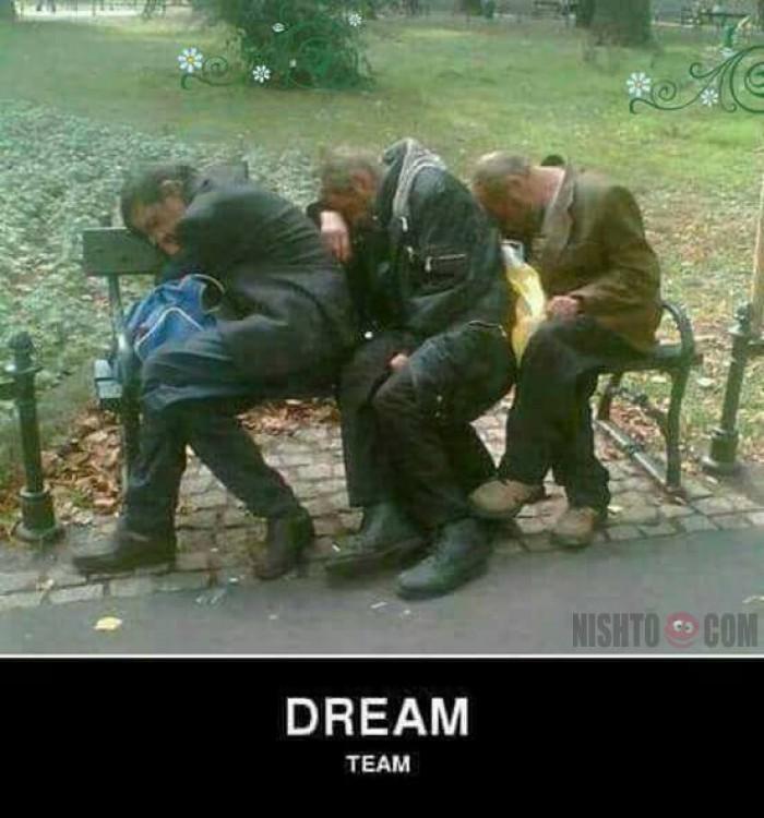 Вицове: Dream Team