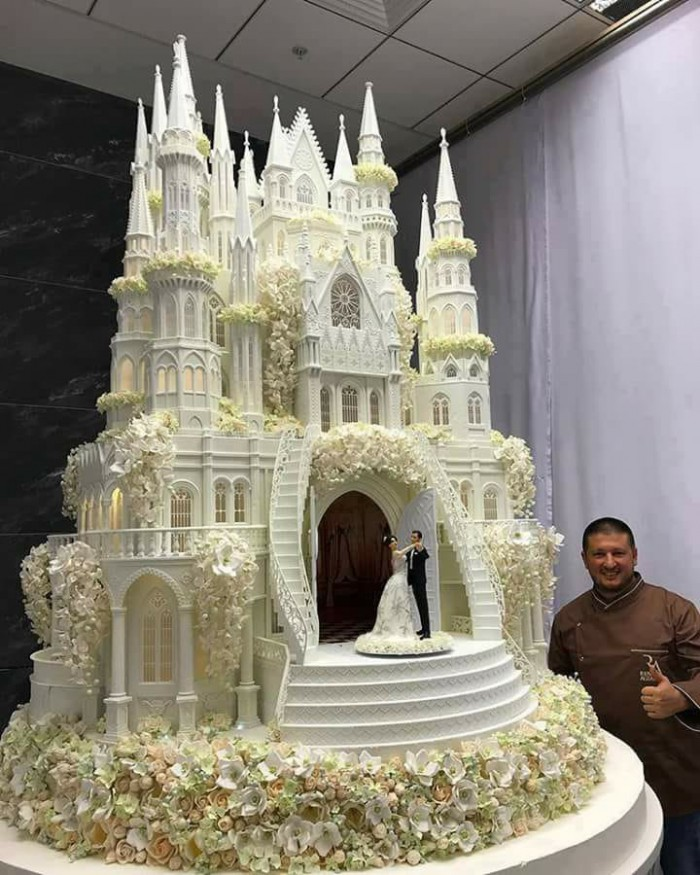 Вицове: А,такава торта виждали ли сте?