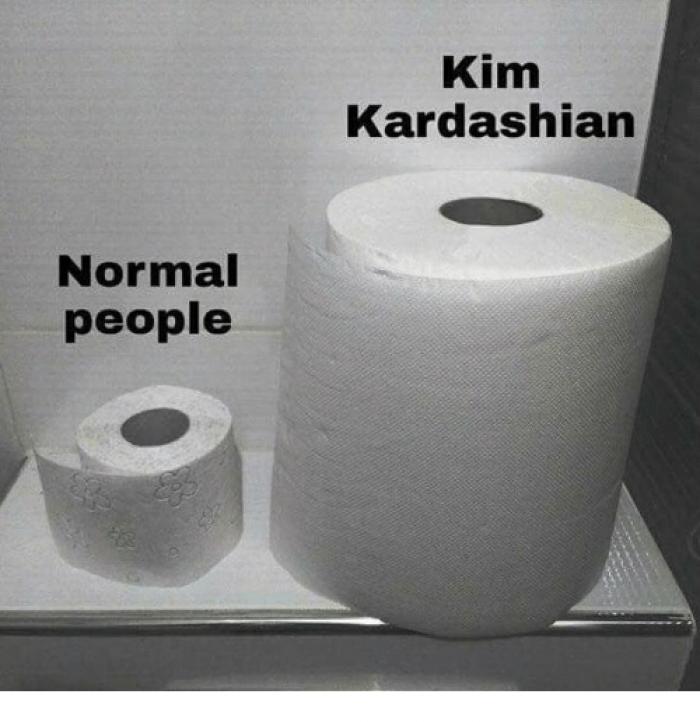 Вицове: Ким Кардашян