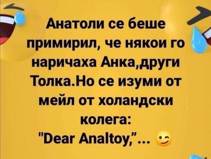Вицове: Анатоли